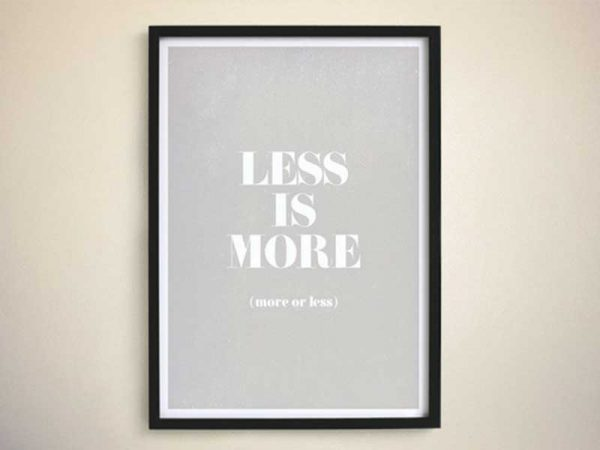 Communicate better with less